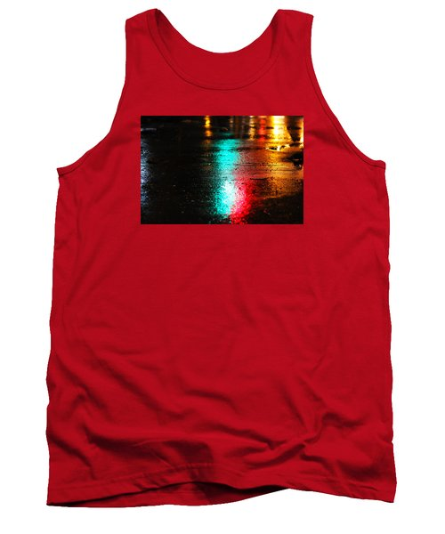 Whenever It Rains Tank Top