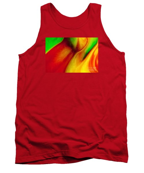 Where Time Stands Still Tank Top