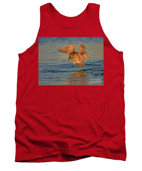 Whimbrel Colors Tank Top