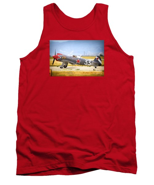 Will Whiteside And Steadfast Tank Top