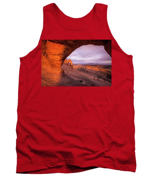 Window To Arch Tank Top