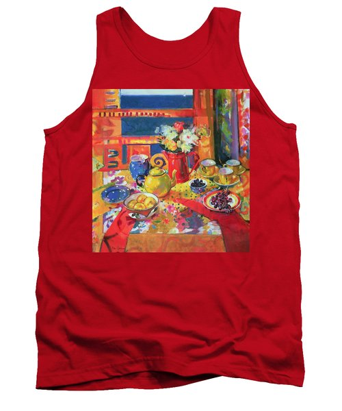 Window To Cannes Tank Top