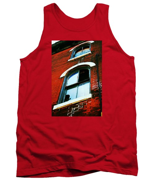 Windows Tank Top by Christopher Woods