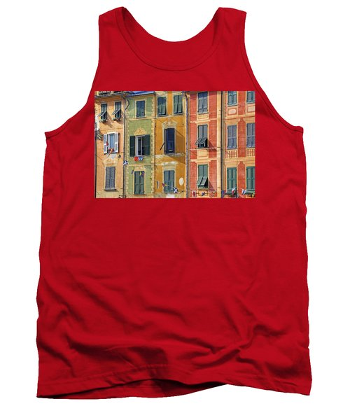 Windows Of Portofino Tank Top