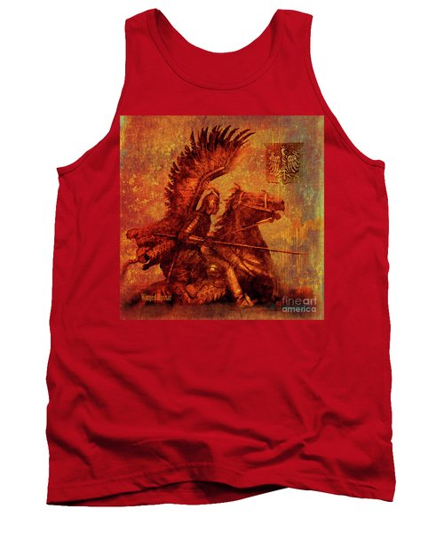 Winged Hussar 2016 Tank Top