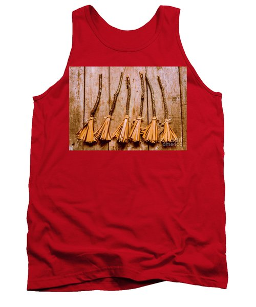 Witchcraft Gathering Tank Top
