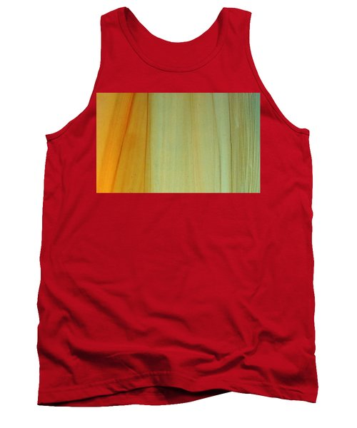 Wood Stain Tank Top