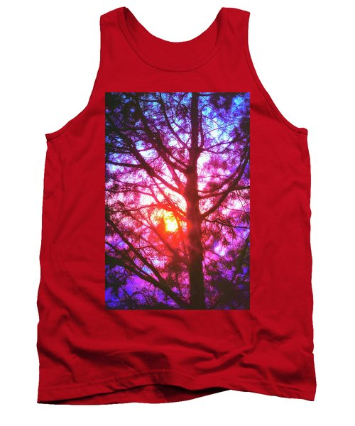 Woodland Cathedral Tank Top