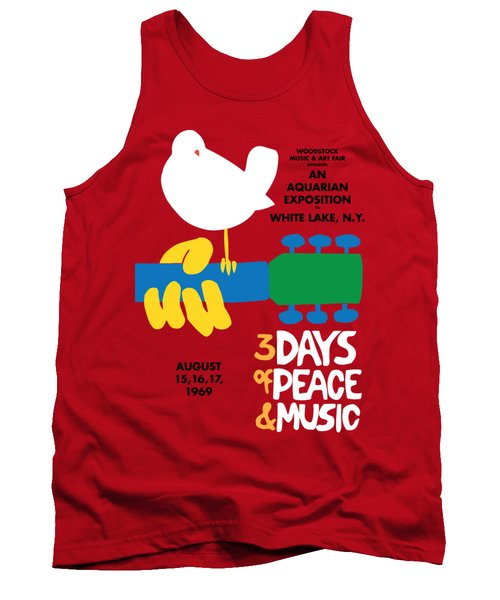 Woodstock Tank Top