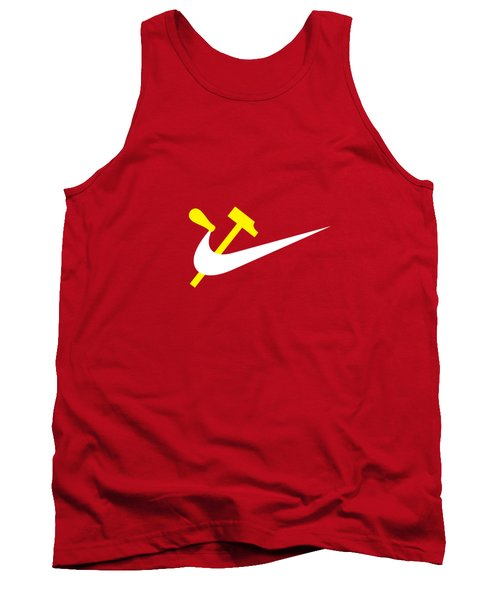 Work And Consume  Tank Top