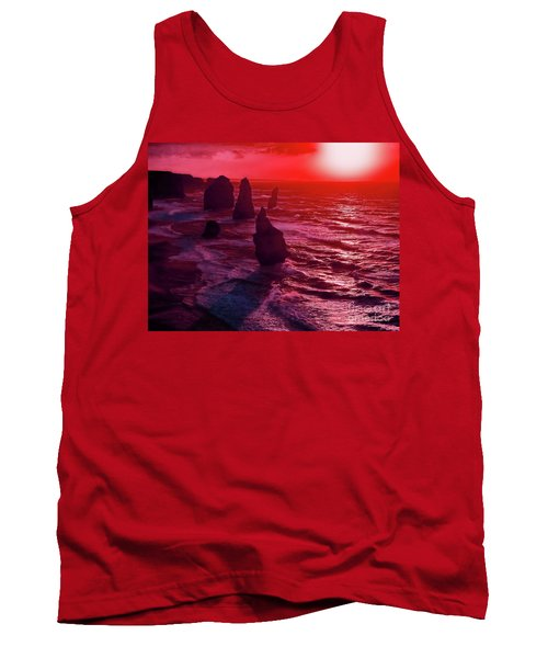 World's End Tank Top