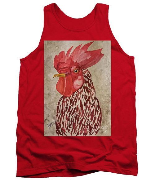 Year Of The Rooster 2017 Tank Top
