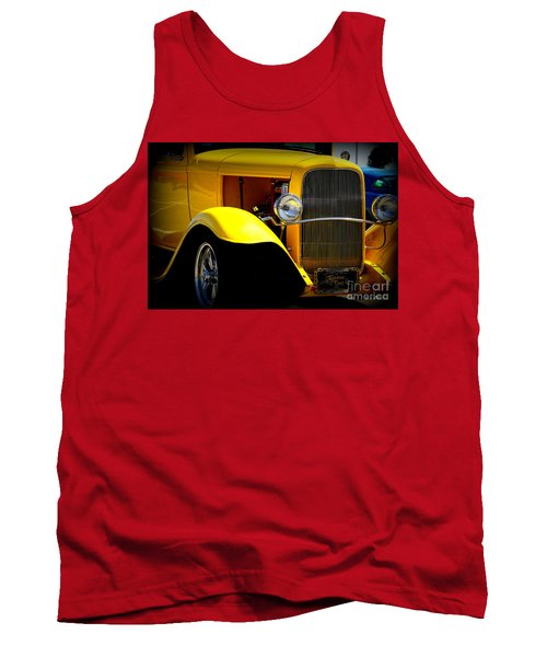 Yellow Boy Tank Top