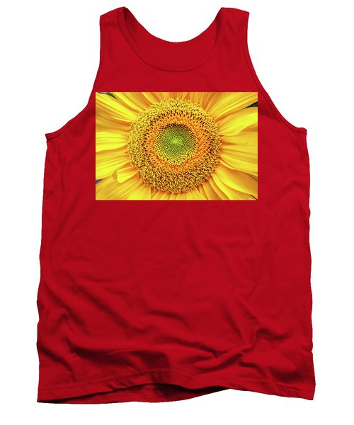 Yellow Eye Tank Top