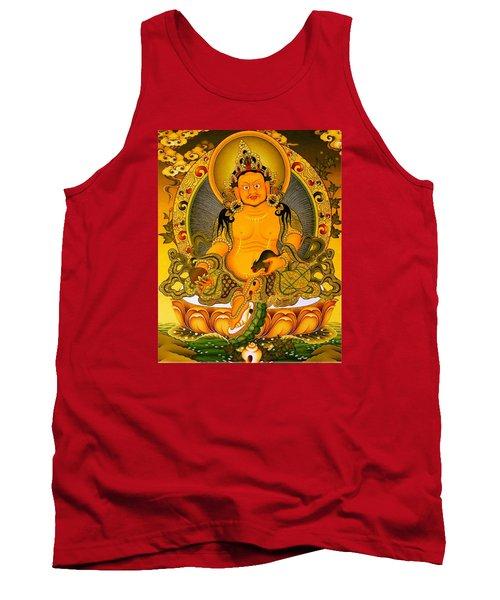 Yellow Jambhala 3 Tank Top