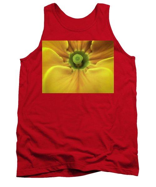 Yellow Tank Top