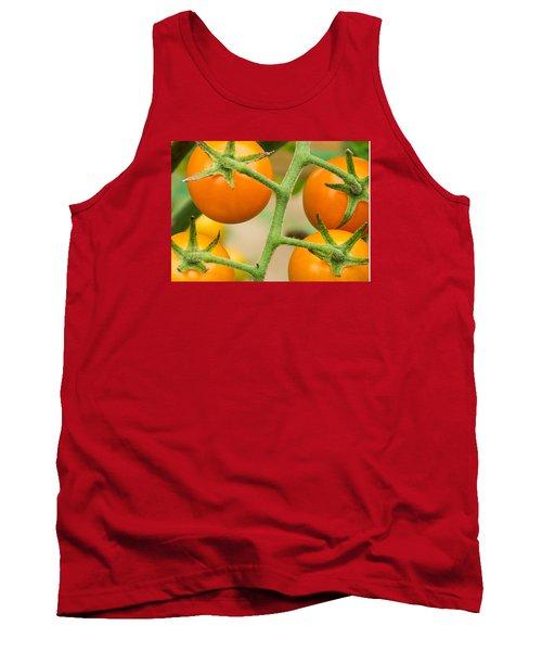 Yellow Tomatoes Tank Top