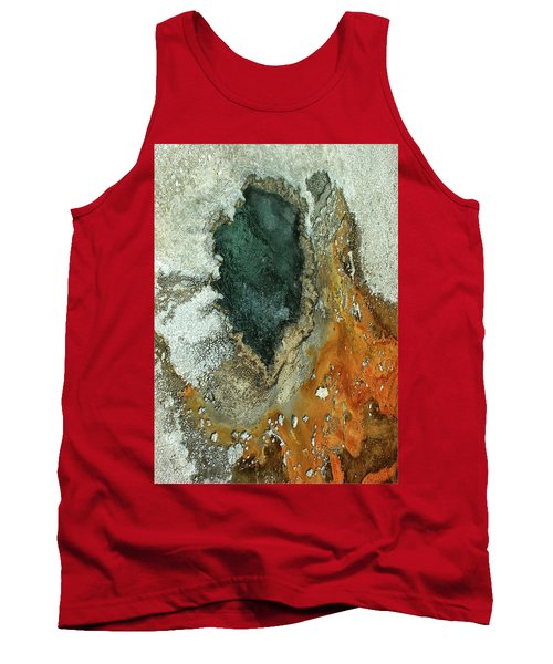Yellowstone Landscape Tank Top