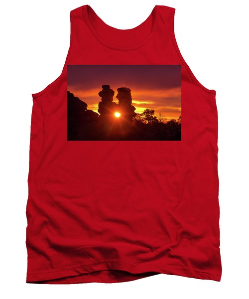 You Can Preach A Better Sermon With Your Life Than With Your Lips. Tank Top