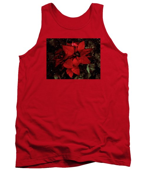 You Know It's Christmas Time When... Tank Top by Elaine Malott