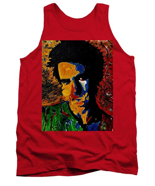 Young Sid Vicious Tank Top