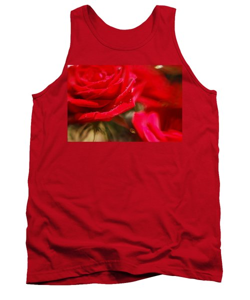 Your Love Spins Me 'round Tank Top