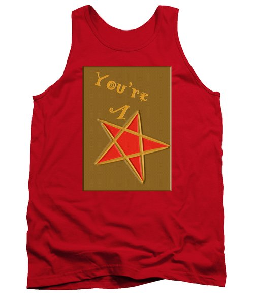 You're A Star Tank Top