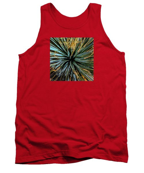 Yucca Yucca Tank Top by Stan  Magnan