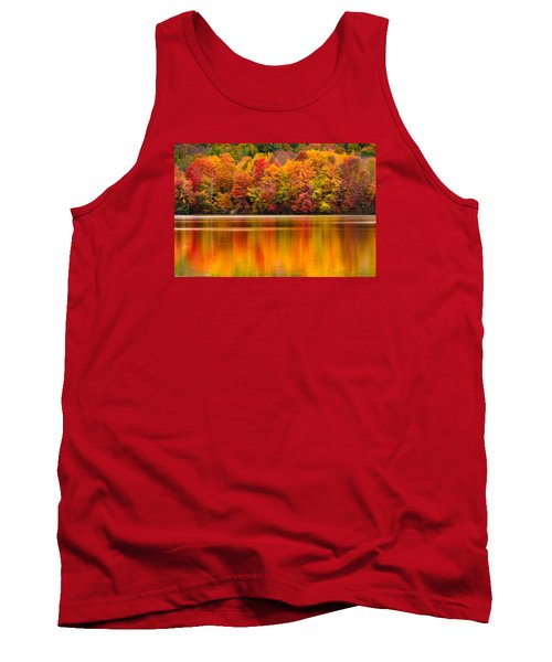 Yummy Autumn Colors Tank Top
