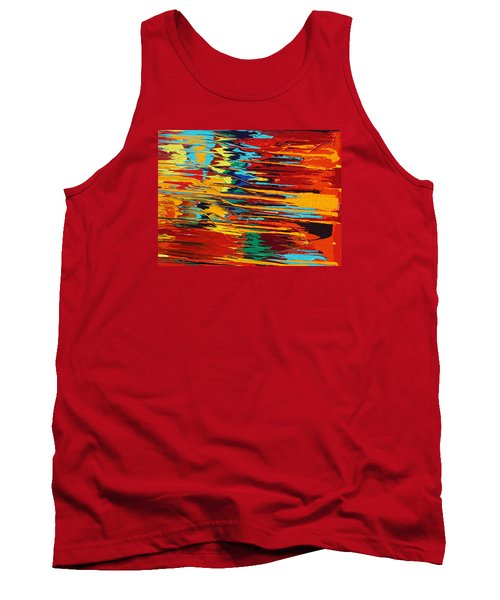 Zap Tank Top by Ralph White