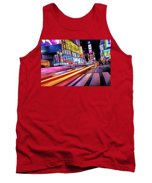 Tank Top featuring the photograph Zip by Az Jackson