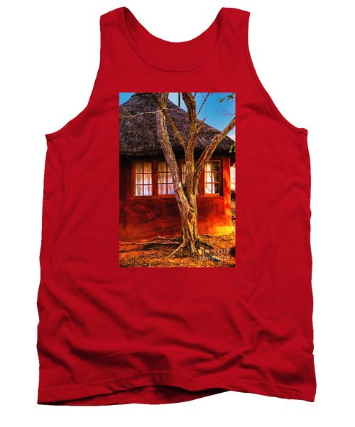 Zulu Hut Tank Top