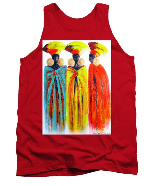 Zulu Ladies Tank Top