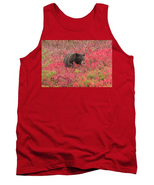 Berries For The Bear Tank Top