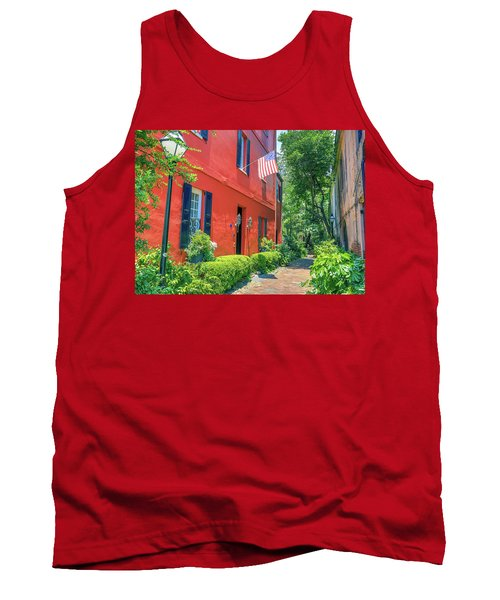 Charleston Sidewalk Tank Top