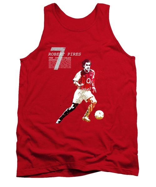 Robert Pires - The Invincibles Tank Top