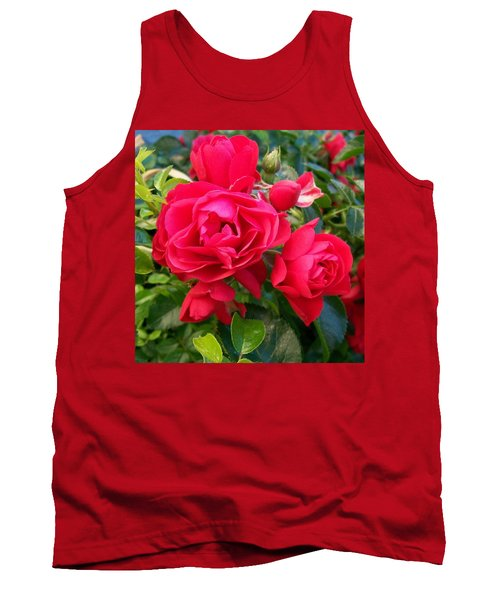 Rose Is A Rose  Tank Top