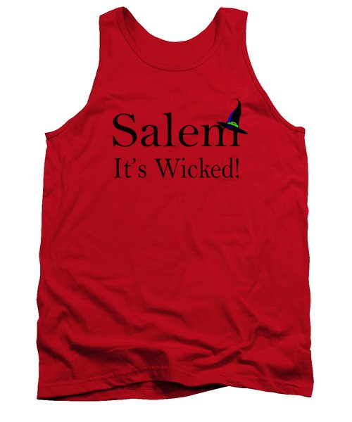 Salem It's Wicked Fun Tank Top