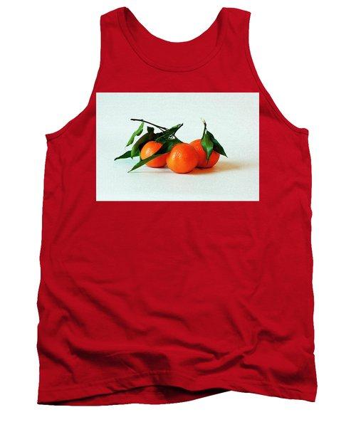 11--01-13 Studio. 3 Clementines Tank Top