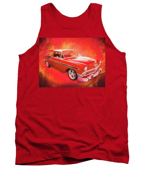 1956 Chevy Nomad Tank Top