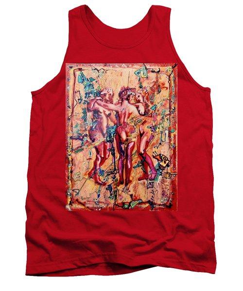 3 Virgins - Rubens, Airbrush 1990 Tank Top