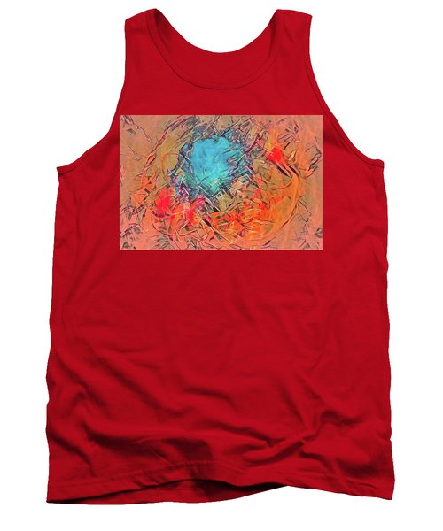 Abstract 49 Tank Top
