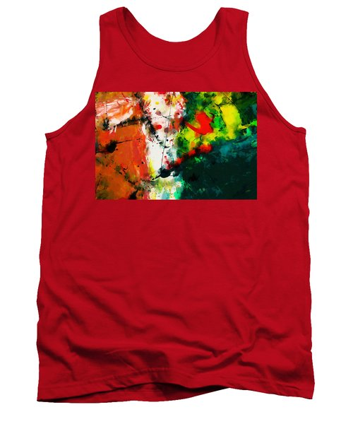 Abstract - Dwp443292860 Tank Top