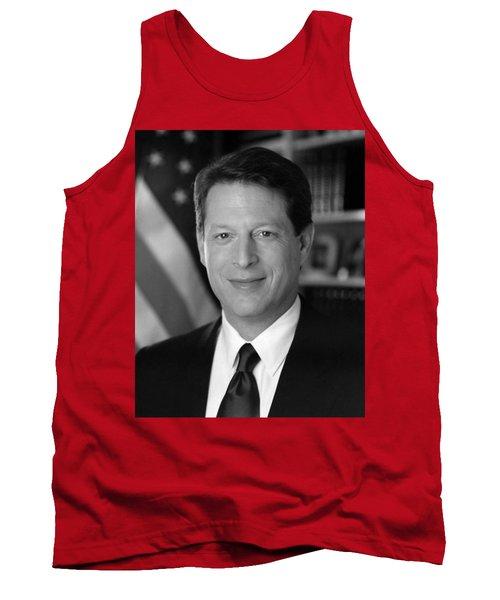 Al Gore Portrait - 1994 Tank Top