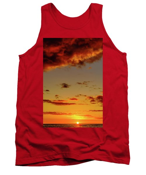 As The Sun Touches Tank Top
