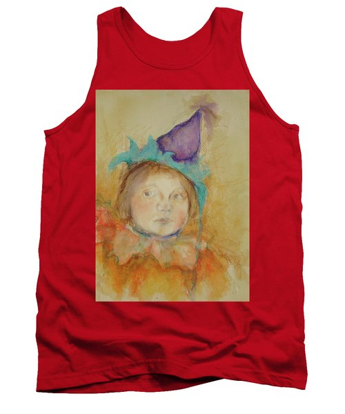 At The Party Tank Top