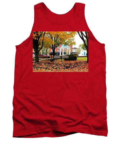 Autumn Gatherings  Tank Top