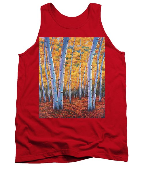 Autumn's Dreams Tank Top