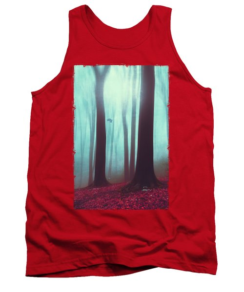 Between - Mystical Forest Tank Top