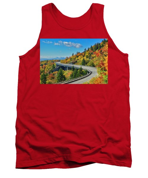 Blue Ridge Parkway Viaduct Tank Top